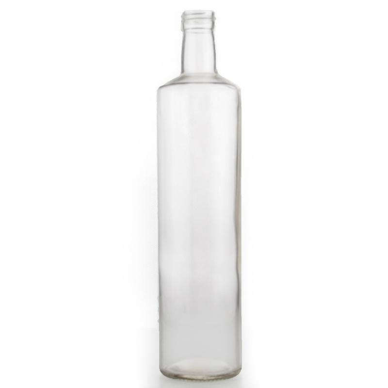 Glazen fles slank - 750 ml