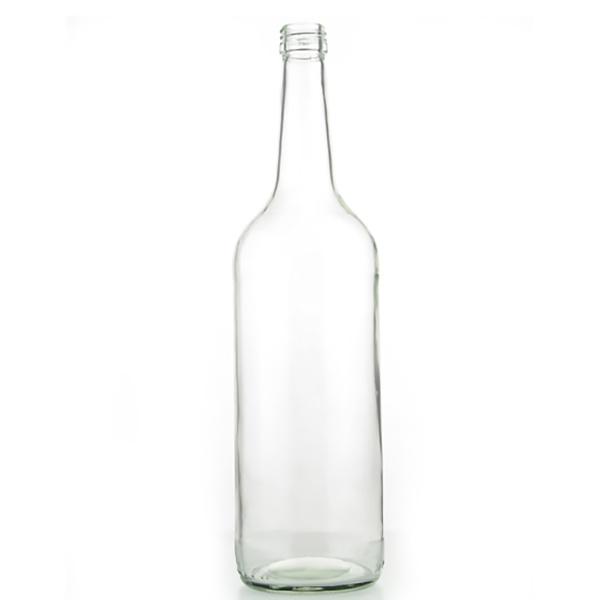Glazen Likeur- en sausfles - 1000 ml
