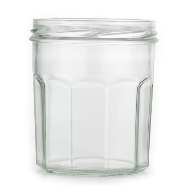 Glazen Jampot - 324ml