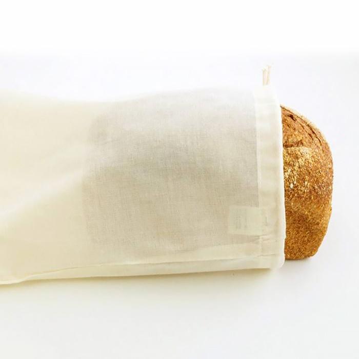 Broodzak 100% Katoen - Large (Bio)