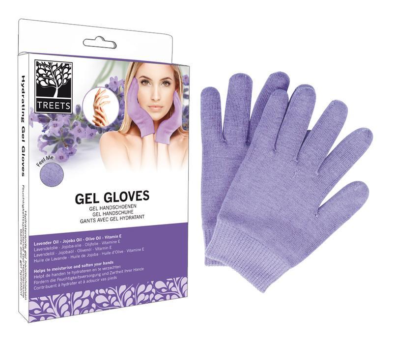 Gel Handschoenen Lavendel