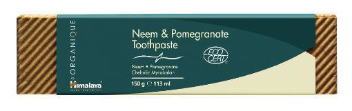 Tandpasta Neem & Granaatappel (Bio)