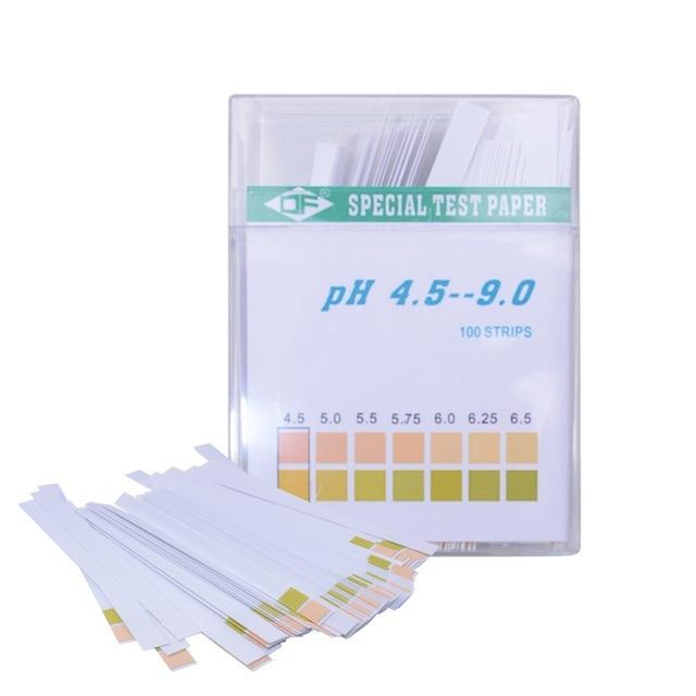 PH Strips (4.5 - 9)