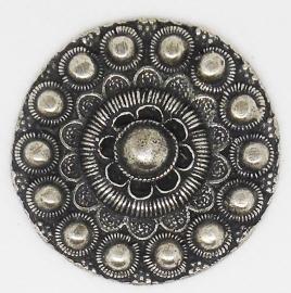 Zeeuwse knop ZKP212 groot,  4 cm doorsnede