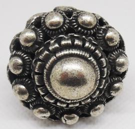 Zeeuwse knop ring zeer groot bol ZKR 314