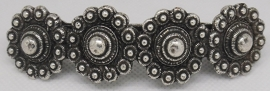 Zeeuwse knop  haarspeld 8 cm ZKG 403
