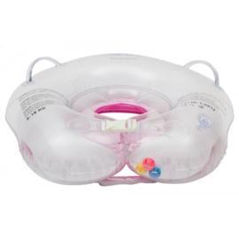 BabyFloat 0+ Zwemband - Zwemring voor om de nek - Babyswimmer - Zwemkraag -Flipper Hero Ballerina