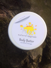 Body butter | Coconut & Mango 200 ml  -  Krachtige Verlichting