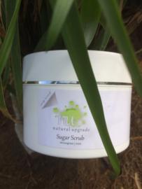 Sugar Scrub | Lemongrass & Mint 250gr - Verlichting en Ontlading