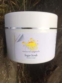 Sugar Scrub | Coconut & Mango 250gr - Verlichting en Ontlading