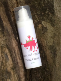 Hand Cream | Cherry 30 ml  - Ontprikkeling en Aarding