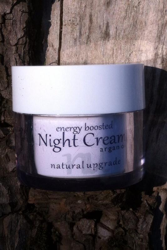 Nightcream | Argan Oil 50ml - Liefdevolle Balans