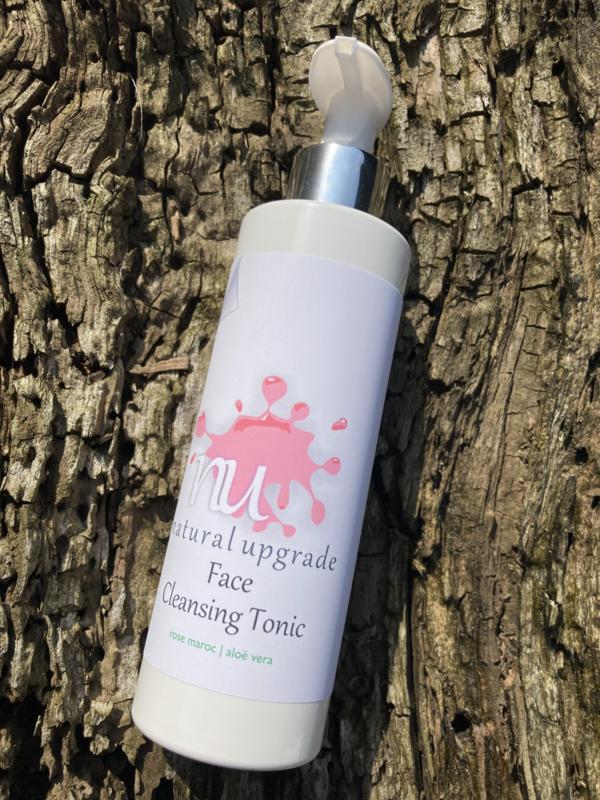 Face Cleansing Tonic  | Rose & Argan oil  200ml - Loslaten