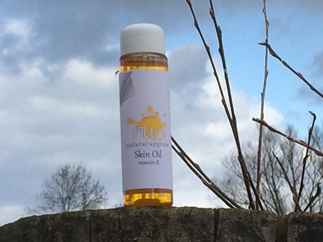 Mini Skin Oil  |  Vitamin E  30 ml - Liefde en Zachtheid