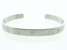 Silver Starz - blanco sterren