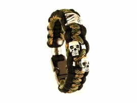 "Rockin' Rebelz - ""Collectie"" - Paracord Armband"