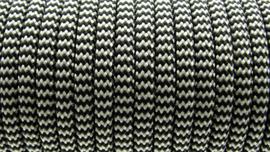 10 - Zilver Zwart Shockwave