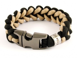 "Double Colored Shark - ""Design Your Own"" - Paracord Armband"