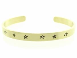 Golden Starz - zwarte sterren