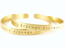 Best Friends Forever Gold