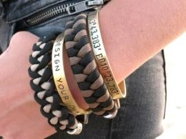 Kidz paracord armbanden