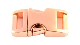 Rosé Goud - metalen sluiting