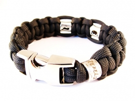 "Paracord Armband - Custom Beaded Cobra - ""Design Your Own"" vanaf"
