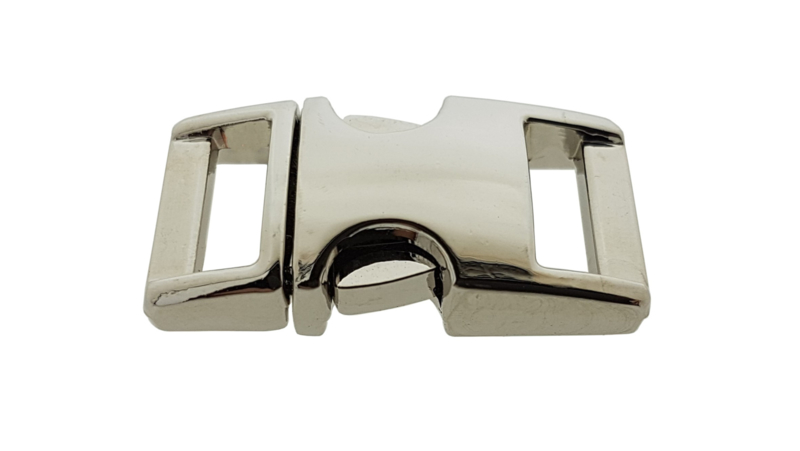O - Zilver mini - 7 mm dik