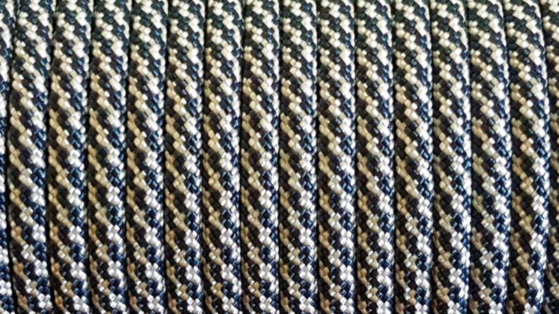 50 - Navy Blue + White - Marine Blauw + Wit