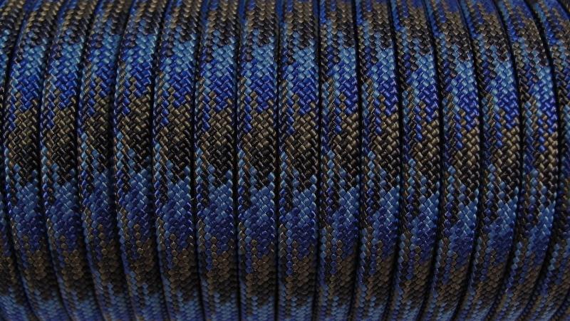 41 - Denim Blauw - Navy + Royal + Electric + Midnight Blue