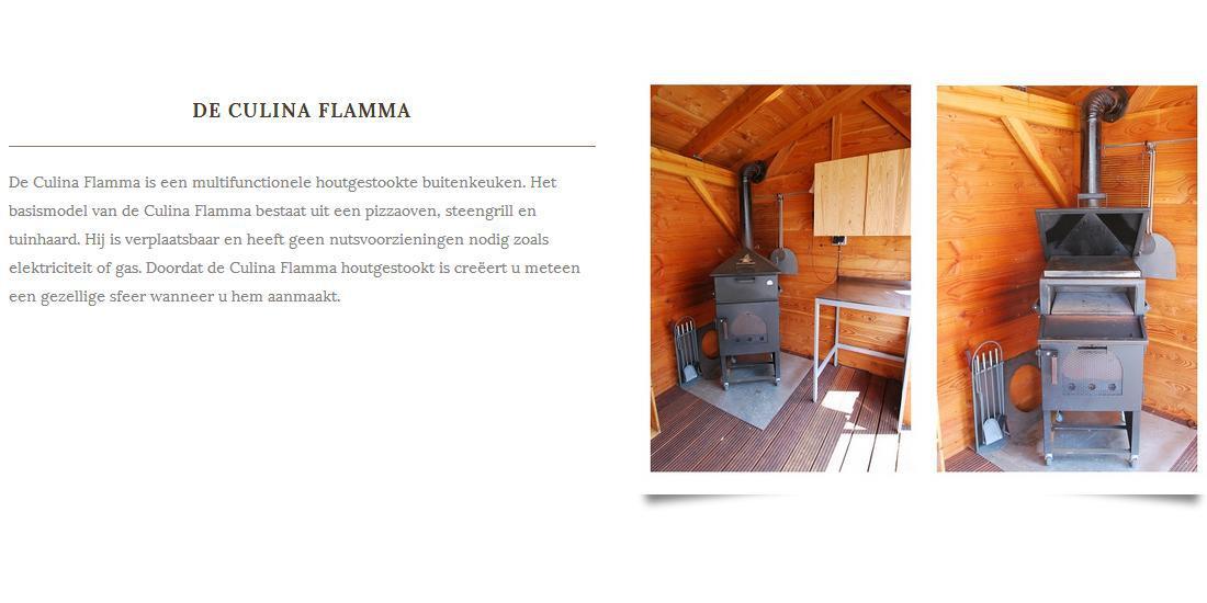 Culina Flamma.