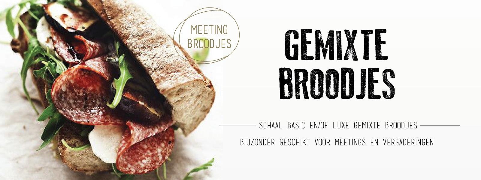 meeting broodjes