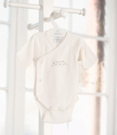 Earlybirds Organics Bodysuit shortsleeves maat  44-50 / 50-56