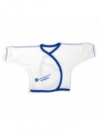 Ducky Beau t-shirt colbalt solid maat 48