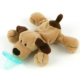 WubbaNub Brown Puppy - Mary Meyer