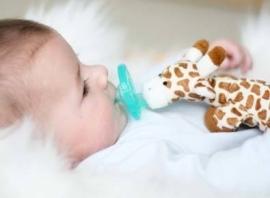 WubbaNub Baby Giraffe - Mary Meyer