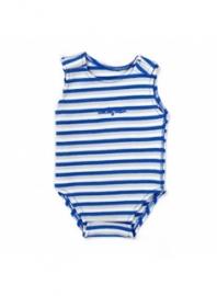 Ducky Beau transshipment bodysuits blue size 40