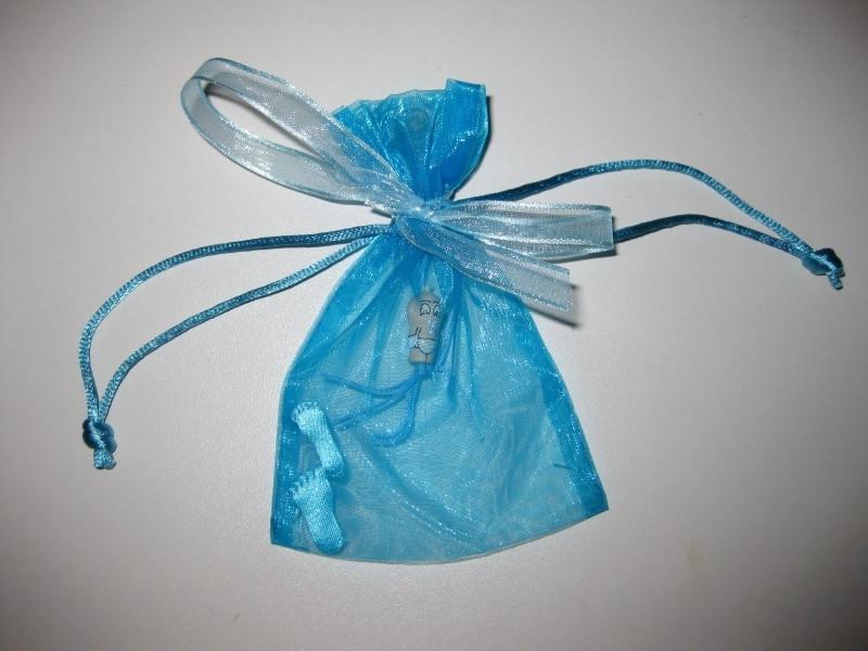 Luck symbol Blue for a boy