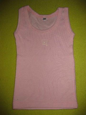 Bear shirt pink size 50