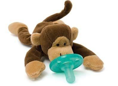 WubbaNub Brown Monkey - Mary Meyer