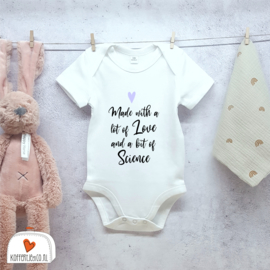 Rompertje IVF | Made with a lot of love and a little bit of science