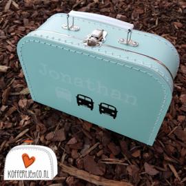 Koffertje met eigen Ontwerp