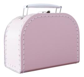Baby Roze koffertje 16cm