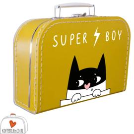 Kinderkoffertje met Rompertje Superboy