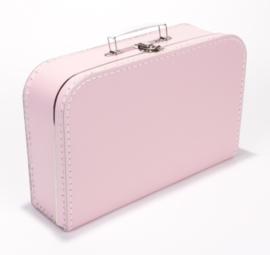Baby roze koffertje 35cm