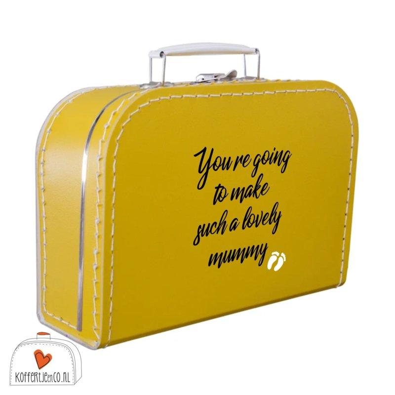 Koffertje IVF | You are going to make a lovely mummy