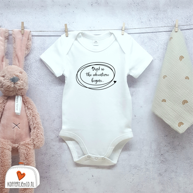 Rompertje IVF | And so the adventure begins