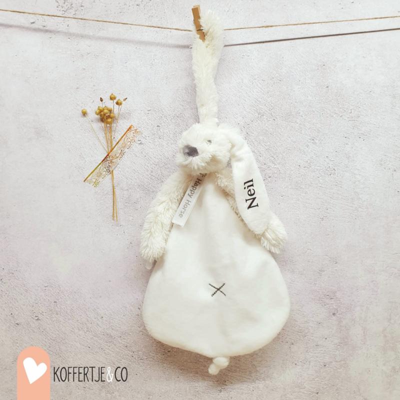 Rabbit Richie Ivory Tuttle - Happy Horse