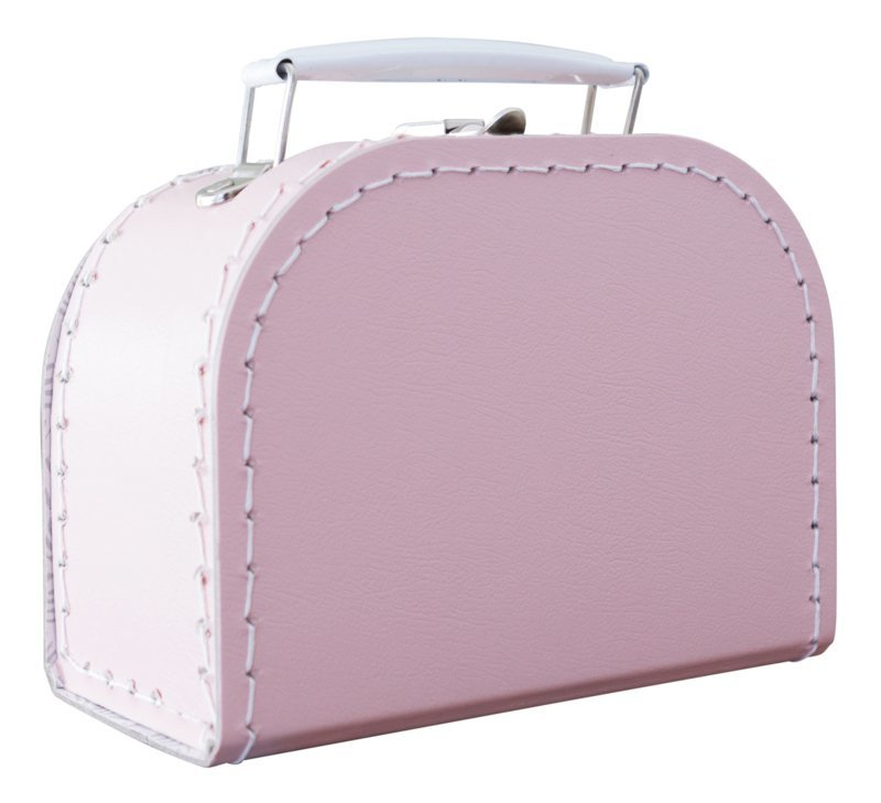 Baby Roze koffertje XS