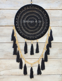 Dromenvanger/Dreamcatcher BLACK